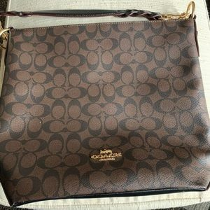 Coach Signature Abby bag